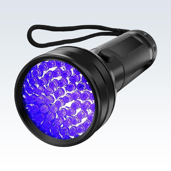 51-LED UV Flashlight