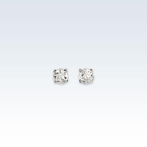 0.6mm Zirconia Earring Studs