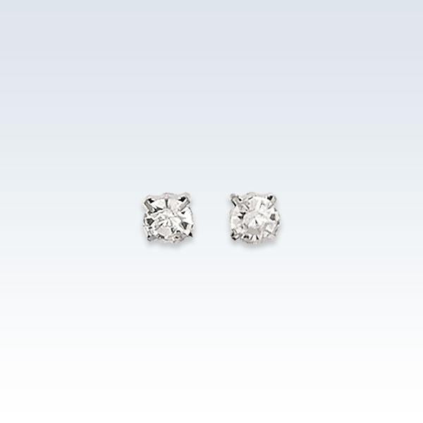 0.7mm Zirconia Earring Studs