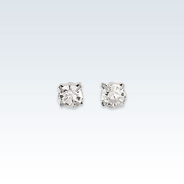 0.8mm Zirconia Earring Studs