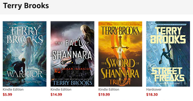 Street Freaks Picked As Amazon SF&F Book of the Month