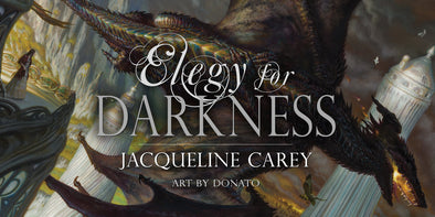Pre-Order Now: Elegy for Darkness by Jacqueline Carey