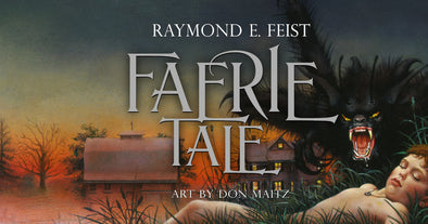 Don Maitz Is Delivering Faerie Tale Illustrations
