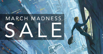 March Madness Grim Oak Super Sale