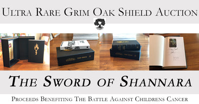 A Grim Oak Shield Auction You Cannot Miss