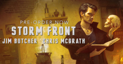 Now Sold Out: Storm Front by Jim Butcher