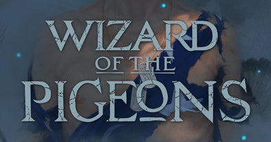 Press Release & Cover: Wizard of the Pigeons by Megan Lindholm
