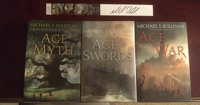 Giveaway: Michael J. Sullivan Set of Signed Books & More