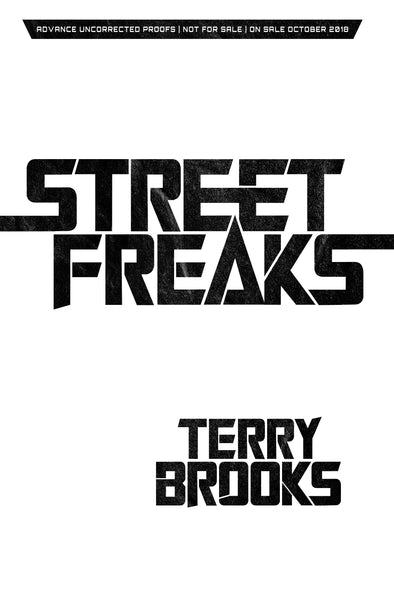 Street Freaks ARC