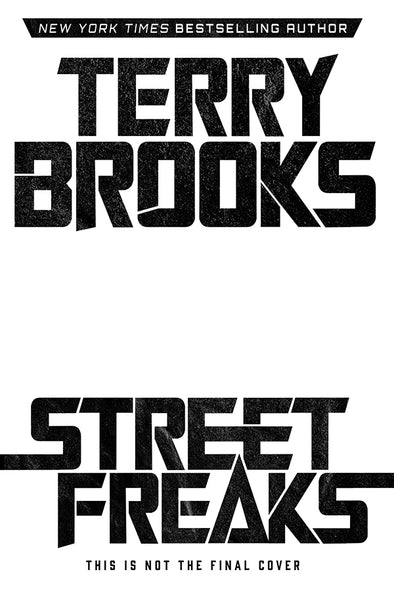Street Freaks Chapbook