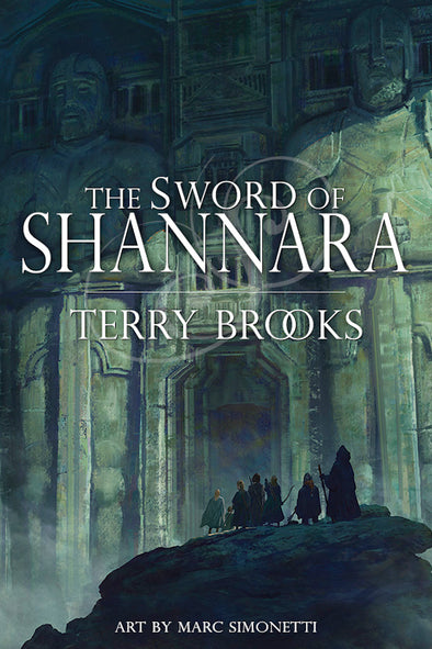 The Sword of Shannara Lettered Edition
