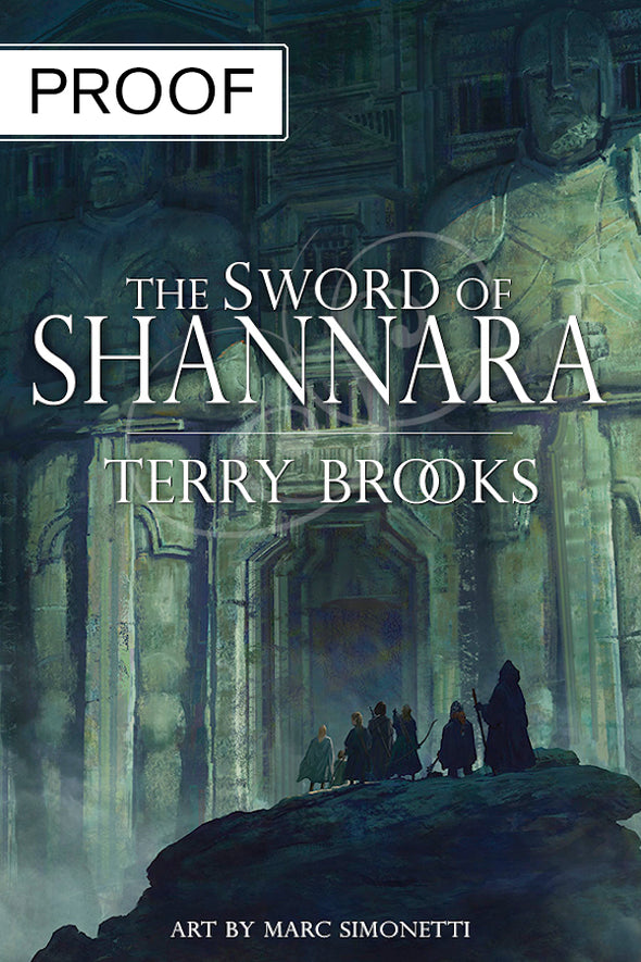 The Sword of Shannara Proof Edition