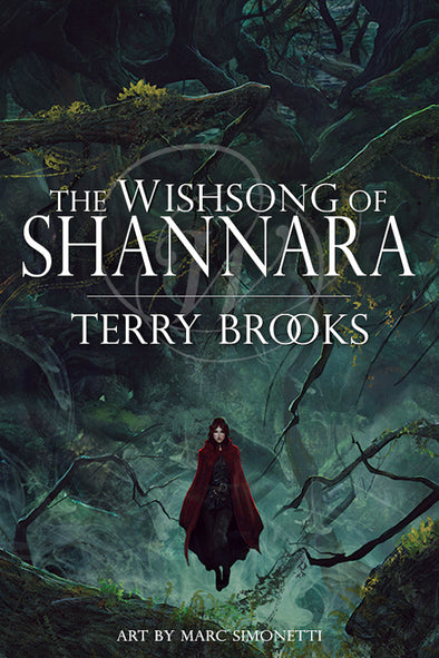 The Wishsong of Shannara Lettered Edition