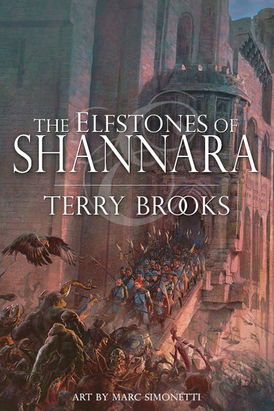 The Elfstones of Shannara Lettered Edition
