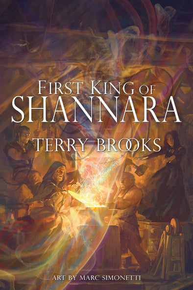First King of Shannara Limited Edition