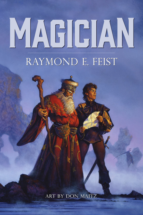 Magician Lettered Edition