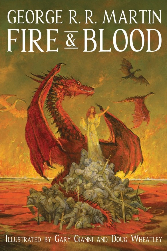 Fire and Blood Limited Edition
