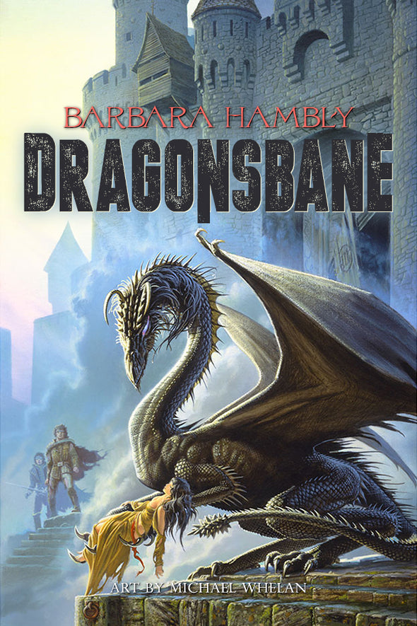 Dragonsbane Lettered Edition