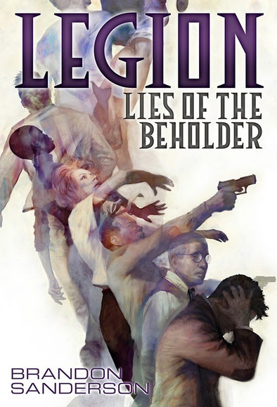 Legion: Lies of the Beholder Limited Edition