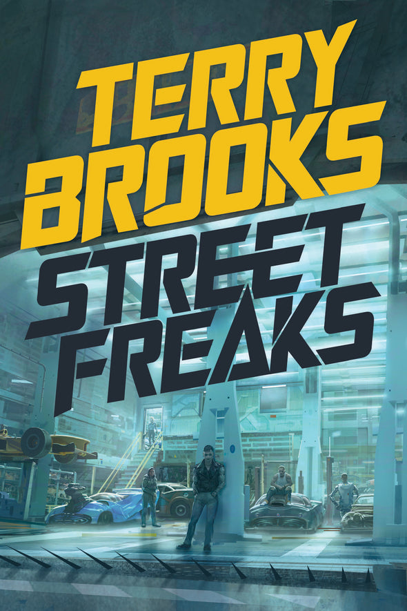 Street Freaks Lettered Edition