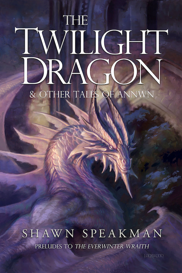 The Twilight Dragon Lettered Edition