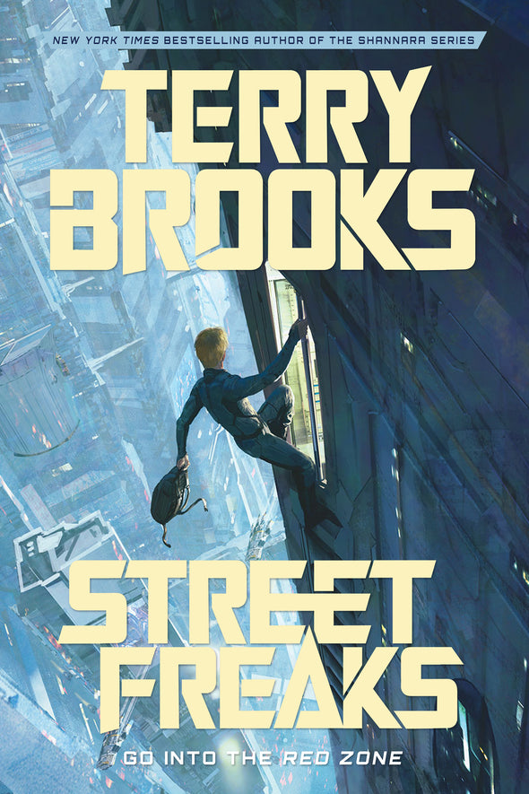 Street Freaks Signed Trade Hardcover