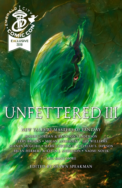 Unfettered III ARC - ECCC Exclusive