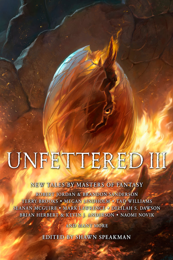 Unfettered III Ebook