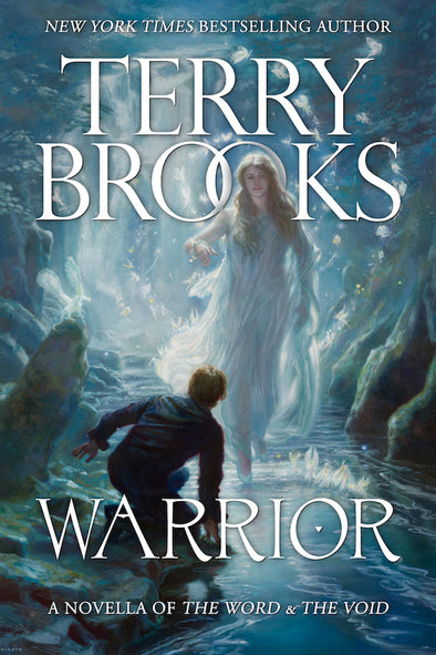 Warrior by Terry Brooks