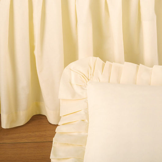 Paris Patch Bed Skirt