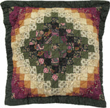 Spice Trip Around the World Decorative Pillow