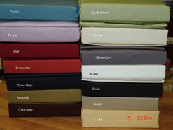 400 TC Pillow Cases-Pair