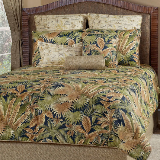 Bahamian Nights Duvet Cover Set