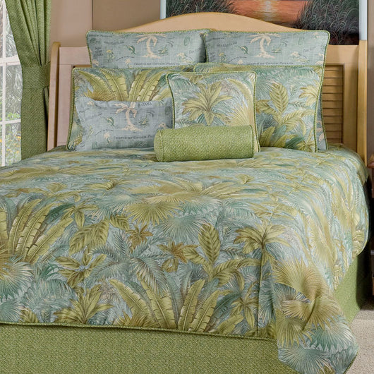 Bahamian Surf Fabric by the Yard