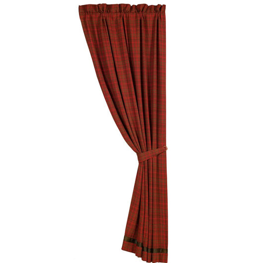 Cascade Lodge Curtain Panel
