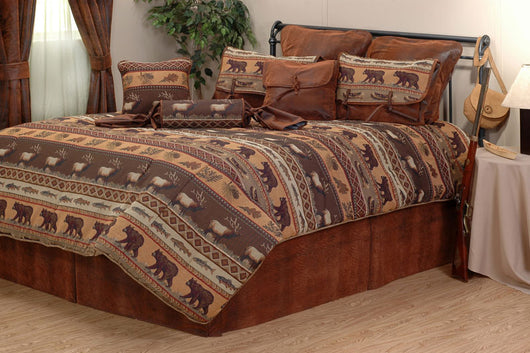 Jackson Hole Duvet Cover Set