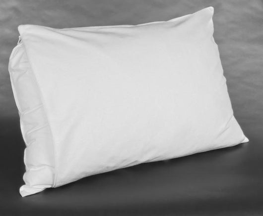 Pro-Shield Terry Waterproof Pillow Protector With TPU Backing