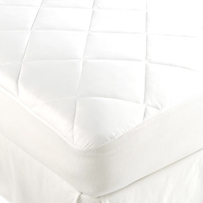 SilverClear Quilted Mattress Pad