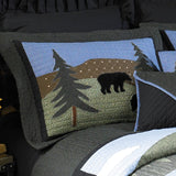 Bear Lake Pillow Sham