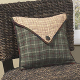 Campfire Square Decorative Pillow
