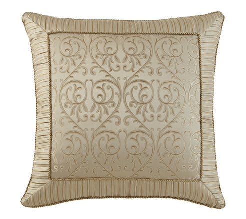 Anya Pale Gold by Waterford Sham