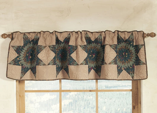 Forest Star Valance/Runner
