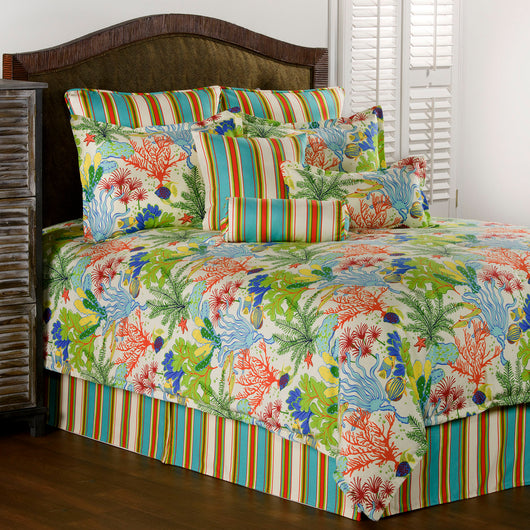 Island Breeze Duvet Cover Set