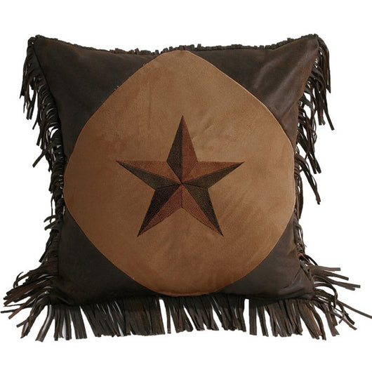 Laredo Tan Decorative Pillow