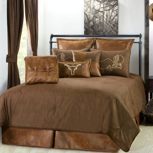 Lonesome Dove Duvet Cover Set