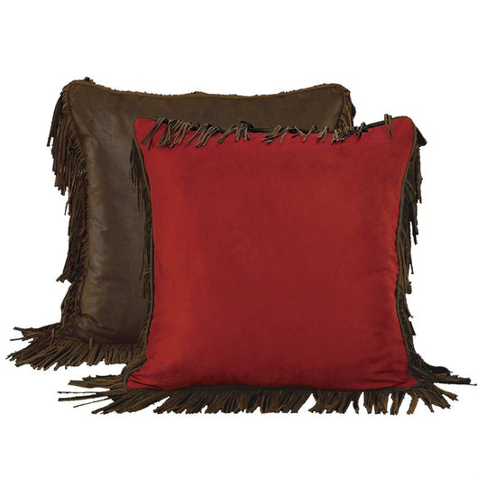 Red Rodeo Sham