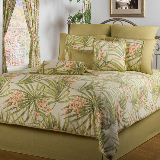 Sea Island Drapery Panels