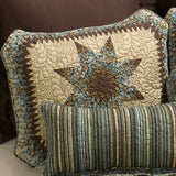 Sea Breeze Star Decorative Pillow