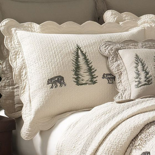 Bear Creek Pillow Sham