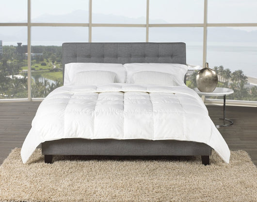 Whistler Hutterite White Goose Down Luxury Duvet